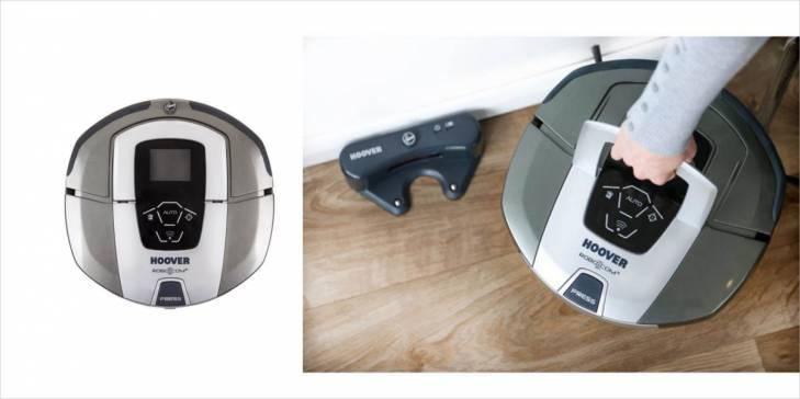 hoover robo vacuum cleaner