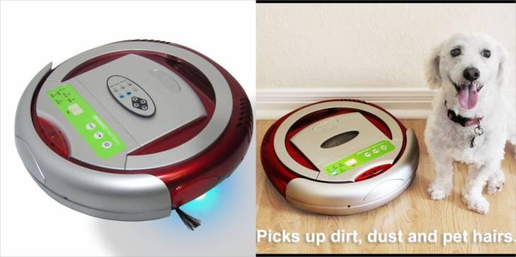 infinuvo cleanmate qq 2 basic robotic vacuum cleaner