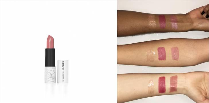 politically pout lipstick