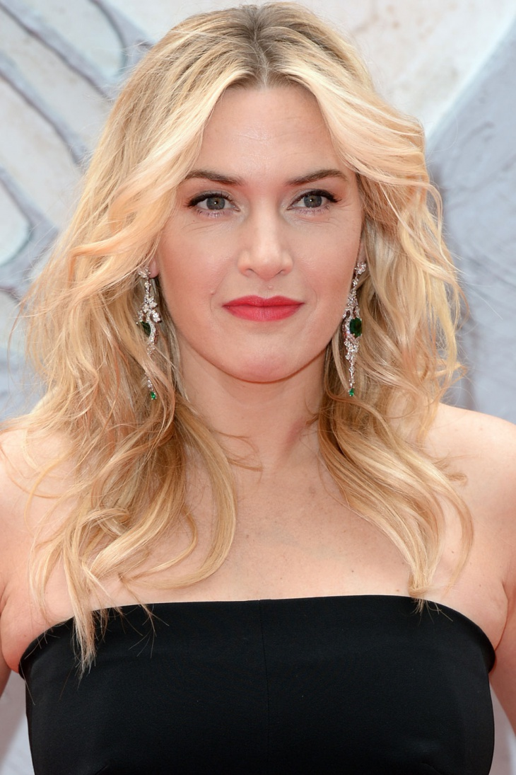 Kate Winslet Medium Length Prom Hairstyle