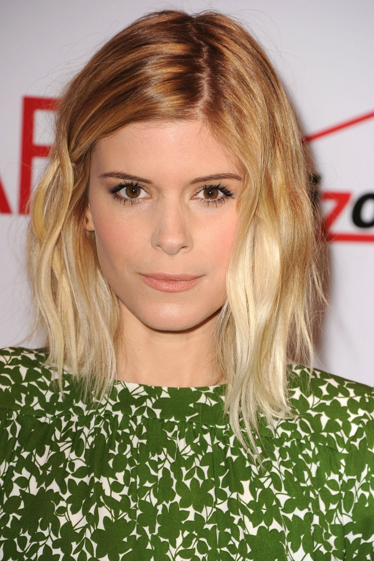 kate mara medium length punk hairstyle