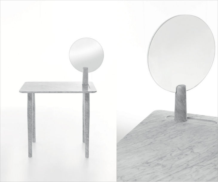 isa dressing table