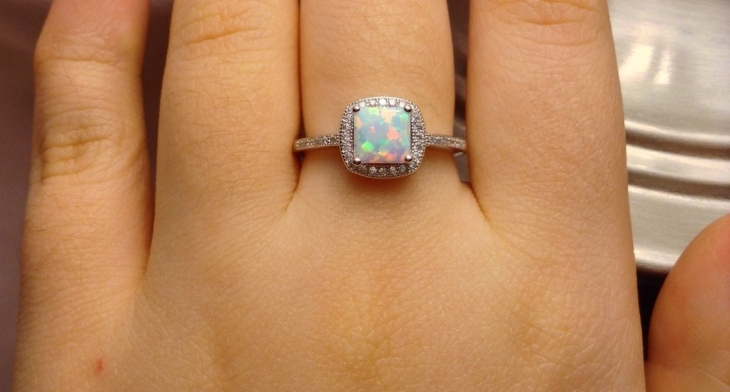 Beautiful Opal Ring Designs