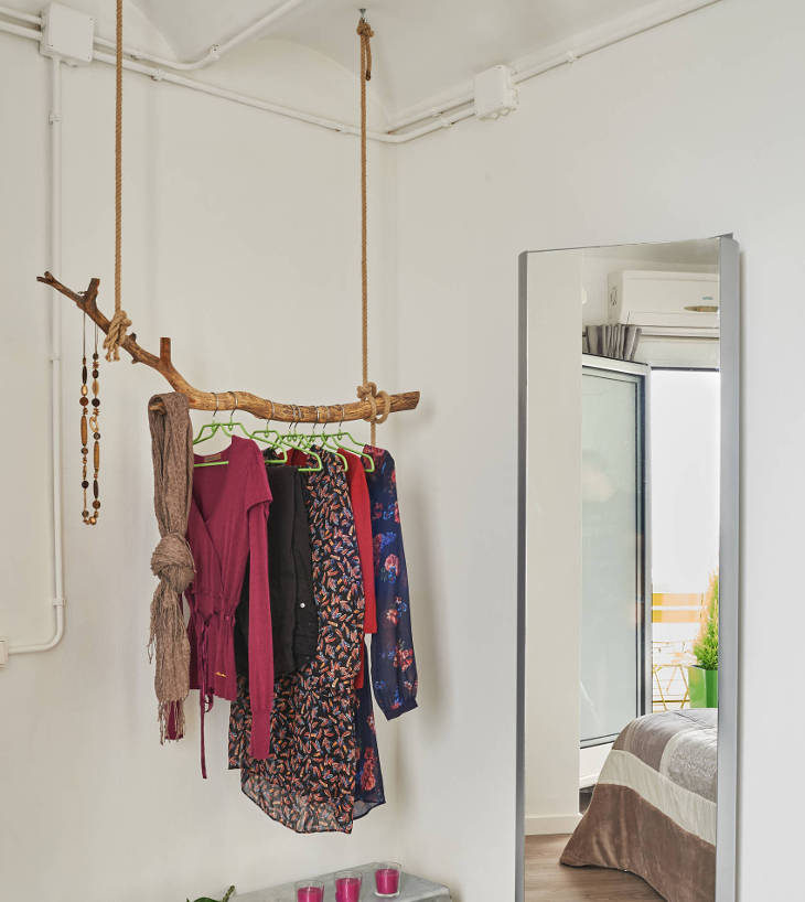 best diy walk in closet