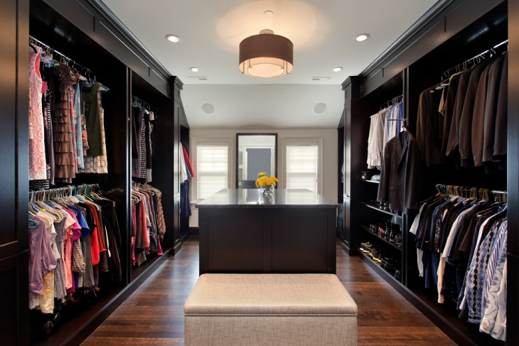walk in closet ceiling light