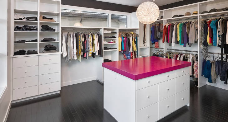 19 walk in closet designs ideas design trends for Design your own walk in closet