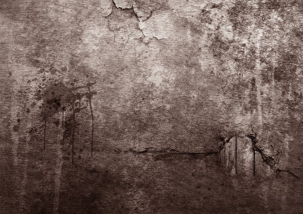 Brown Grunge Wall Texture