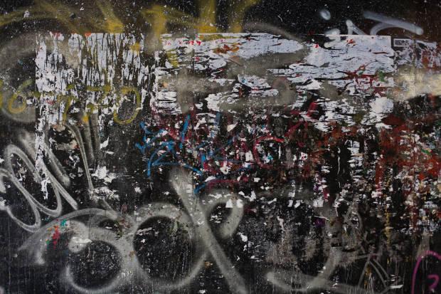 Street Graffiti Wall Texture