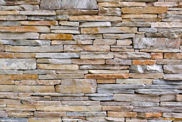 Decorative Stone Wall Texture