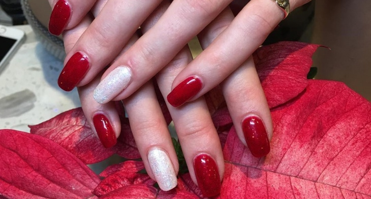 awesome shellac nail designs - Shellac Nail Design Ideas