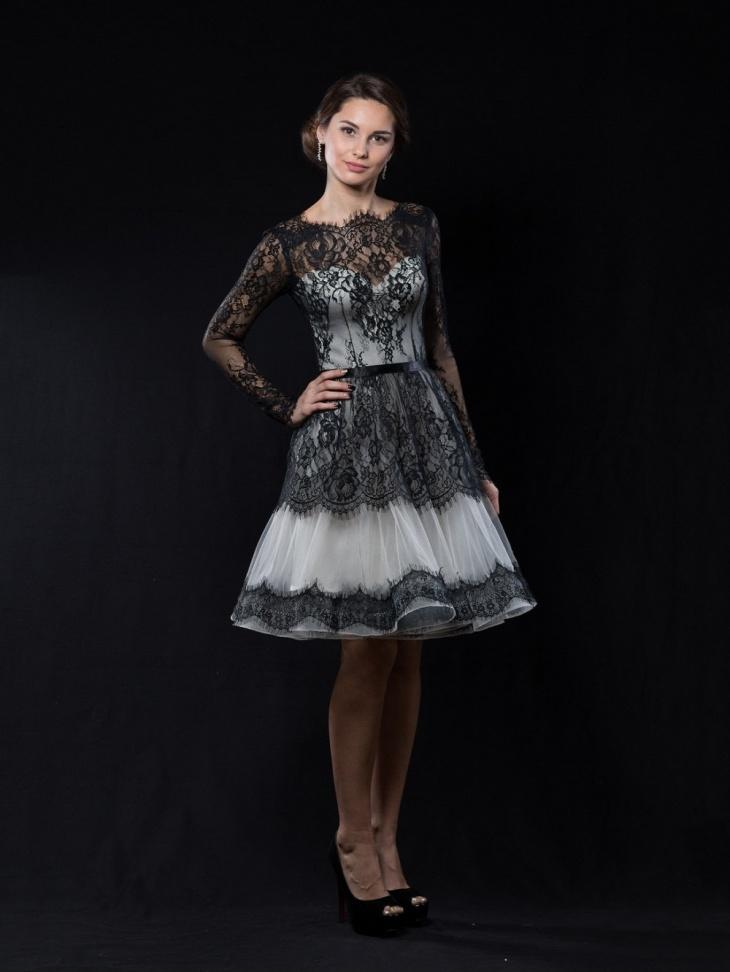 15+ Black Wedding Dress Designs, Ideas | Design Trends - Premium PSD ...
