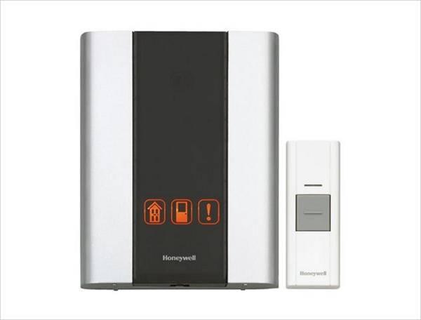 honeywell portable wireless doorbell