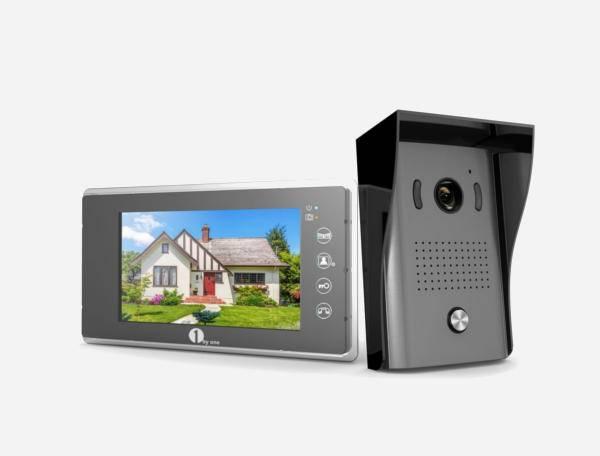 1byone vp 0033 video doorbell