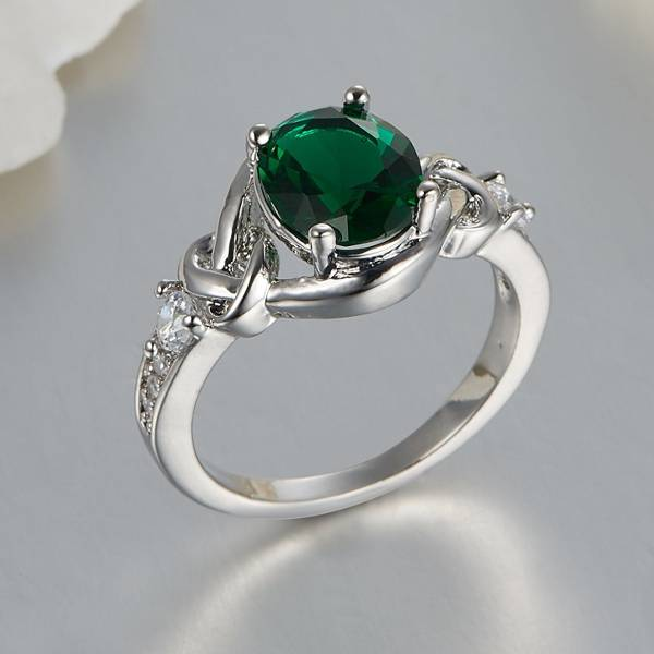 celtic knot engagement ring for women1