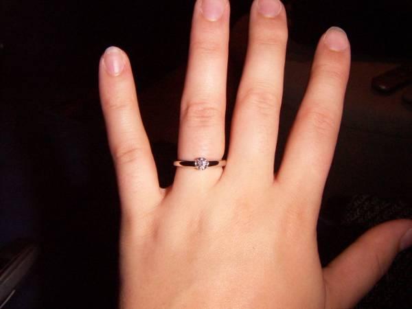 platinum engagement diamond ring for women