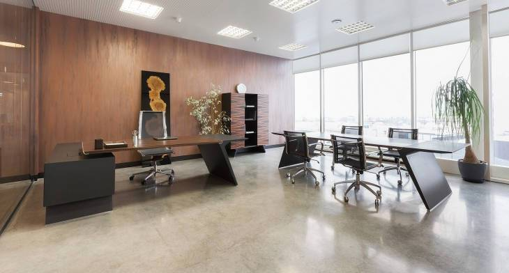 18+ Modern Office Furniture Designs, Ideas | Design Trends - Premium ...