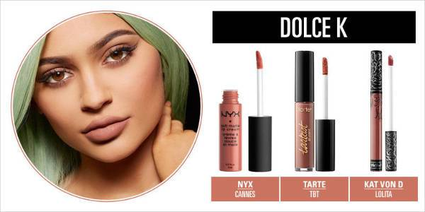 kylie cosmetics lip kits