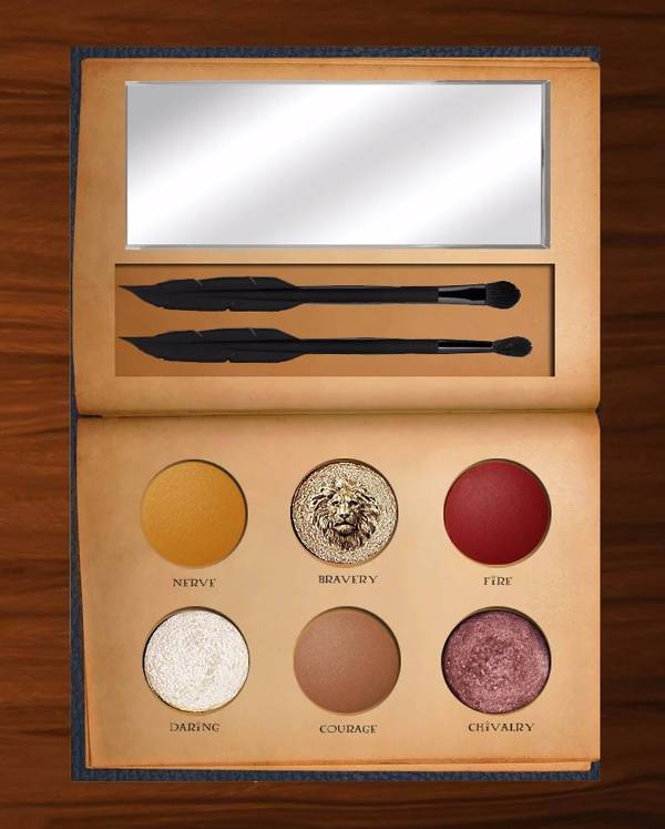 harry potter makeup palettes