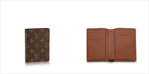 Louis Vuitton James Wallet