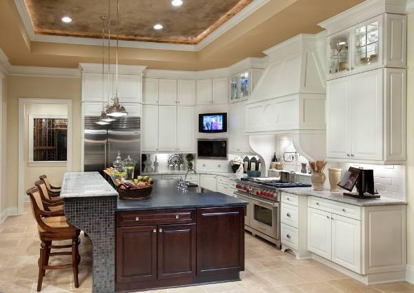 corner kitchen white storage cabinets