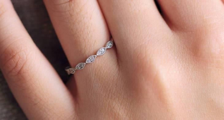18+ Wedding Ring Designs for Women, Ideas | Design Trends - Premium ...