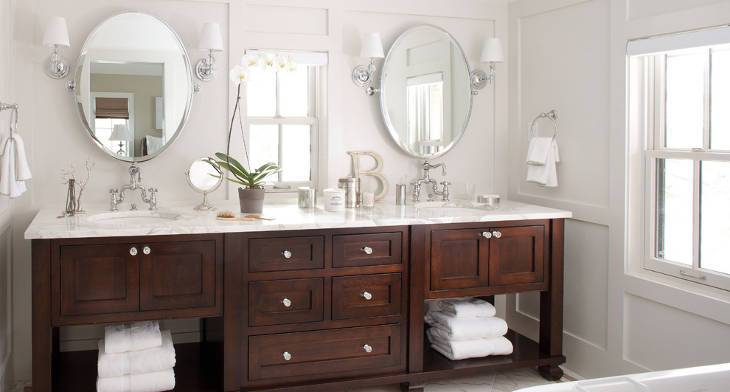 20+ Bathroom Mirror Designs, Ideas | Design Trends - Premium PSD ...