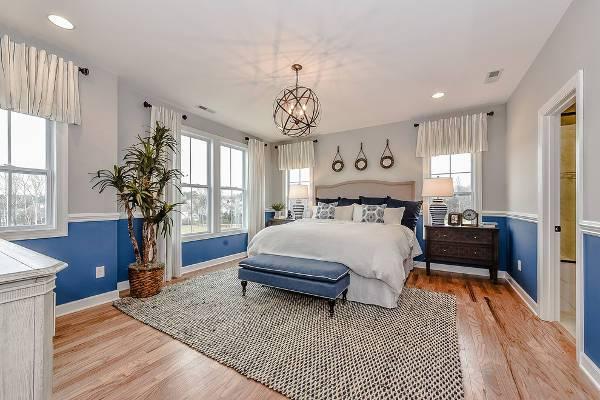 farmhouse master bedroom decorating