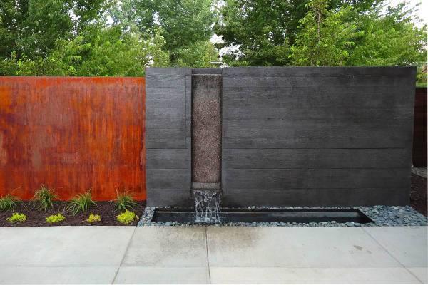 Backyard Garden Difference : Outdoor fountain designs ideas design trends