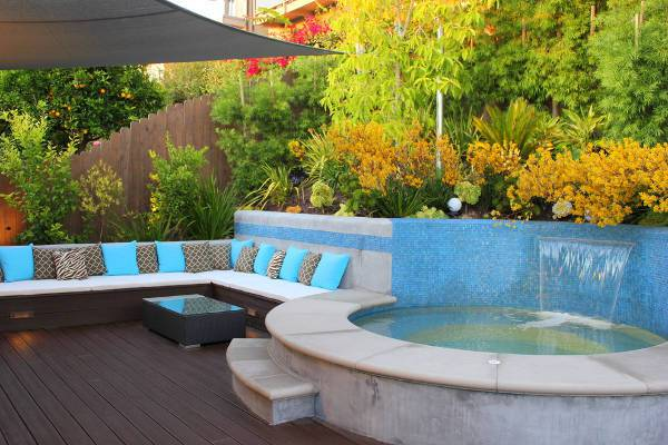 19 Outdoor Fountain Designs Ideas Design Trends