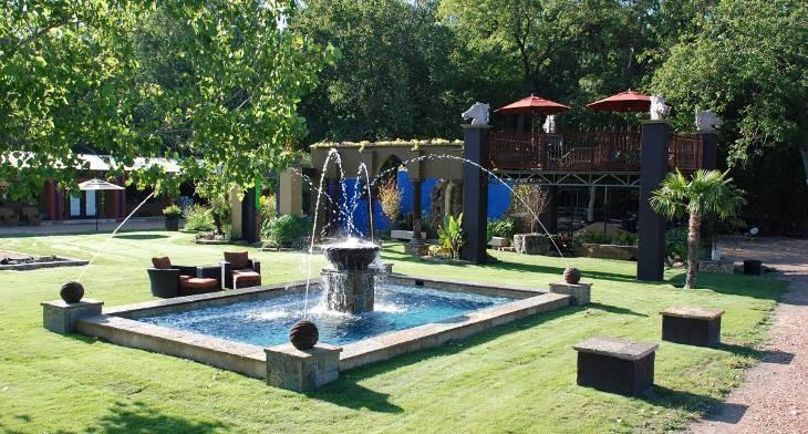 19 Outdoor Fountain Designs Ideas Design Trends Premium Psd