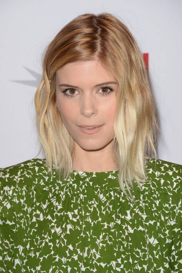 Kate Mara A Line Shoulder Length Haircut