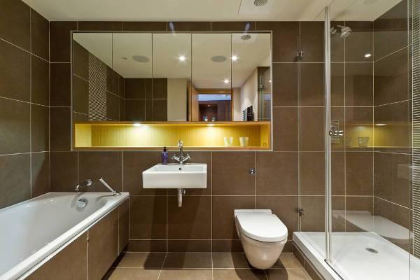 Simple Small Wall Mount Bathroom Vanity