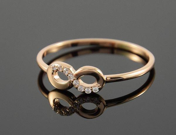 infinity promise small ring