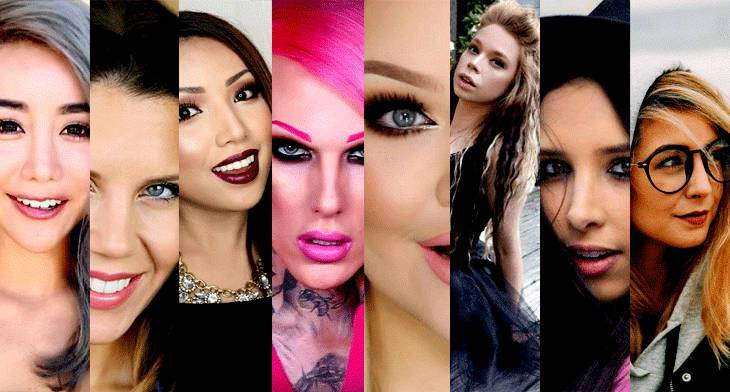 Top Beauty Youtubers Of 2016
