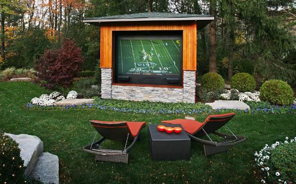 outdoor landscape lounge chair design