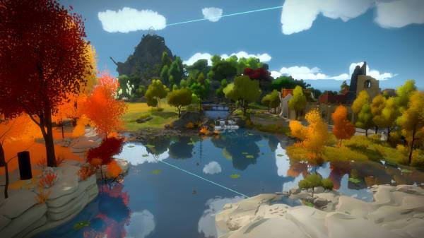 best puzzle game the witness