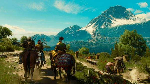 best expansion the witcher 3 blood and wine