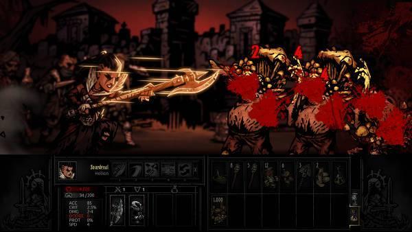 best rpg darkest dungeon