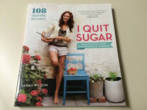 i quit sugar your complete 8 week detox program and cookbook