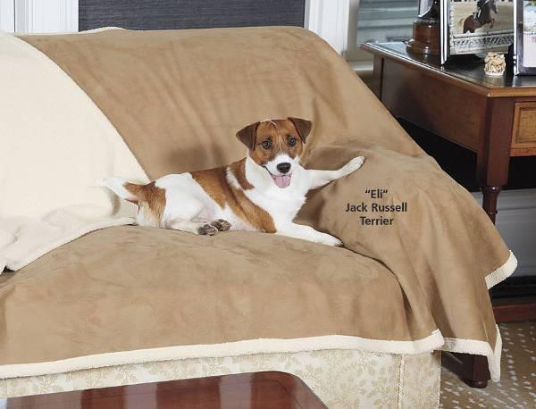 bunkhouse warm dog throw blanket