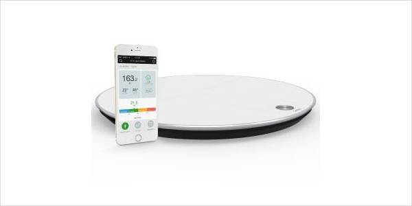 qardiobase smart scale