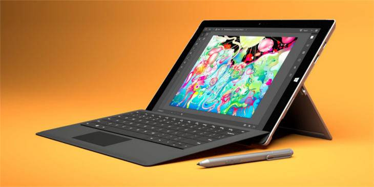 a new version of microsofts surface pro