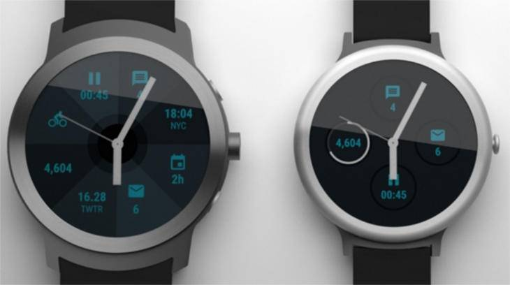 smartwatch made by google