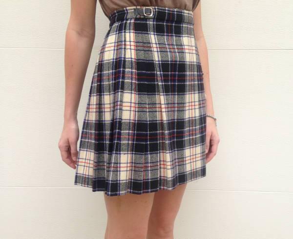 15  Plaid Skirt Designs, Ideas | Design Trends - Premium PSD ...