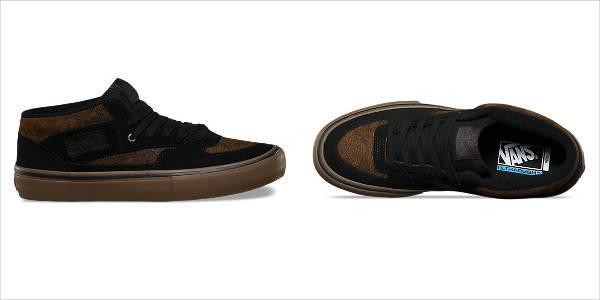 vans half cab skate shoes