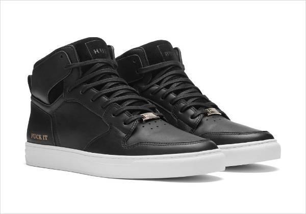 huf corner skate shoes