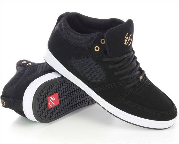 és accel slim mid skate shoes