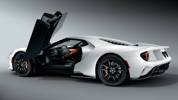 2017 ford gt2