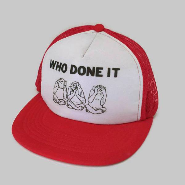 funny snapback trucker hat