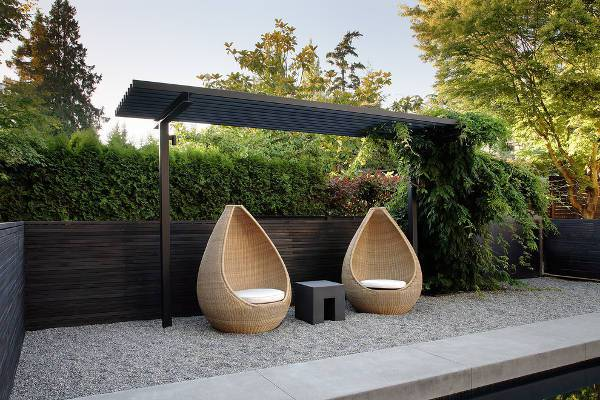 unique modern patio chairs design